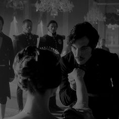 "Queen Victoria and Prince Albert, played by Jenna Coleman and Tom Hughes in the ITV series, ""Victoria""."