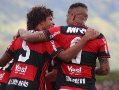 Fla usa força máxima em busca da melhor campanha na Taça Guanabara