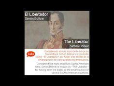 Simón Bolívar, el héroe Suramericano = Simón Bolívar, the South American hero