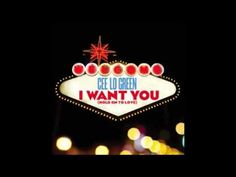 Cee Lo Green - I Want You (Redlight Remix)