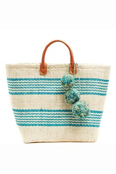 Image of Caracas Sisel Tote (Available in 3 Colors)