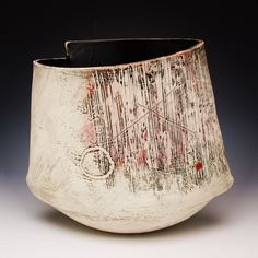 Vessel by Lesley Mcinally: the general gallery, almonte ontario