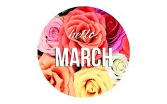 Well hello March! Hope everyone has enjoyed saint David's day here's to lighter longer brighter days #SpringNear #March