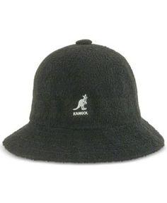 e071e9cc1d3 Kangol Men s Bermuda Casual Bucket Hat - Blue M