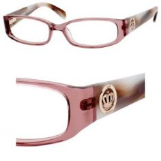 c114e3b8bcd Juicy Couture Eva rose-pink-horn 01D0 Eyeglasses 52  JuicyCouture Long  Sleeve Tunic