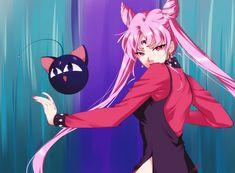 Sailor Moon Screencap Re-Draw 05 by *Emily-Fay on deviantART