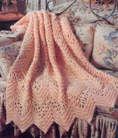 Simply the Best Baby Afghans