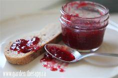 Blood Orange and Raspberry Jam on toast(Small)