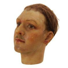 20Wax head II - van Leest Antiques (2)