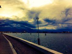 Temporal en Chioggia - Venecia - Italia