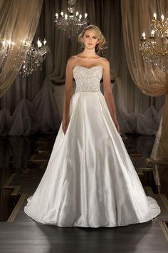 Martina liana at the white flower bridal boutique bridal martina liana wedding dresses photos on weddingwire mightylinksfo