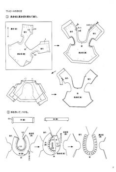 Solange One-Piece Dress Pattern - Page 3 of 5