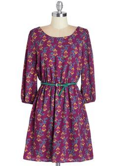A New Dawn, a New Cage Dress | Mod Retro Vintage Dresses | ModCloth.com