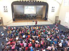 Kidliterati: Reaching Readers: Tips for a Successful School Vis...