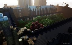 Game of Thrones locations recreated in Minecraft - 7 of 17