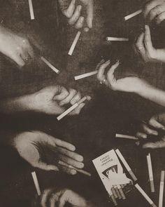 // Raucher atmen tiefer // #fanzine #design #copier #scan #designerlife #atelier #smoke #atelierwork #dreihalb4