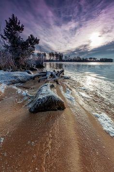 35PHOTO - Игорь Иванов - На Зимнем берегу