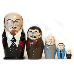New Products. Lenin Matryoshka is a classical Russian political leaders nesting doll which... http://russian-crafts.com/nesting-dolls/matryoshkas/lenin-matryoshka.html