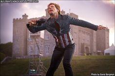 Photo © 2013 David Bergman / www.BonJovi.com/prints -- Bon Jovi at Slane Castle in Dublin, IE on June 13, 2013.