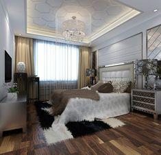 Moderne Deckengestaltung U2013 83 Schlaf  U0026 Wohnzimmer Ideen