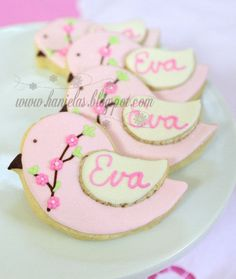 so cute for a little girls birthday party or baby shower