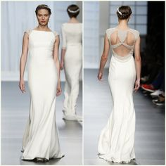 Rosa clará Barcelona bridal fashion week 20165