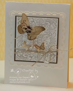 another great card by Kimberly Van Diepen
