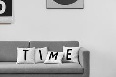 We're counting down to the weekend! Shop our DIN Berlin pillows here http://www.typehype.eu/DIN-pillows.