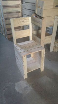 Mobiliário - Cadeira