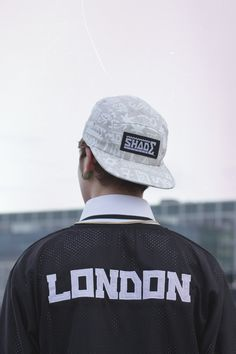 free shipping adb19 dc9ab SHADE London Teenage Wasteland, Men s Fashion, Snapback, Shades, Street,  Tumblr,