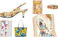 Fresh floral pieces perfect for spring!