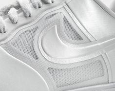 Asics fuzeX Rush Women Weiß Silber Mid Grau Womens Laufende