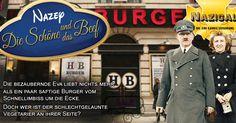 """""""Die Schöne und das Beef"""" // Die Jimi Kannix Erfahrung ### Adolf Hitler, Burger, Die Schöne und das Biest, Eva Braun, Musical, Nazical, Parodie,"""