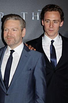 The List: Sir Kenneth Branagh knew Tom Hiddleston would be successful. Link: https://www.list.co.uk/article/80897-sir-kenneth-branagh-knew-tom-hiddleston-would-be-successful/
