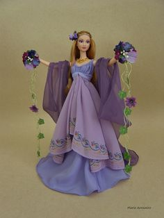 Goddess of Spring- Second in a Series # Classical Goddess Collection #Limited Edition 2000