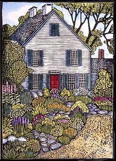 Mary Azarian (born 1940) is an American woodcut artist and children's book illustrator.
