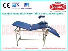 Get manual hospital bed with adjustable height features in best price from DESCO. For product inquiry visit us online.