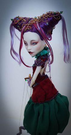 Monster High Spectra custom   by SophyMolly
