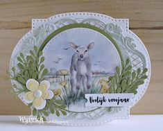 Cards made by Wybrich: Marianne Design challenge 242 Types Of Ceilings, Diy And Crafts, Paper Crafts, Do It Yourself Kit, Baby Gates, Marianne Design, Hello Spring, Card Making Inspiration, Flower Pots