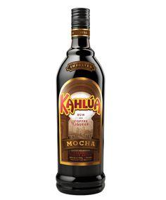 Kahlua Mocha... as a base for a mocha nightcap