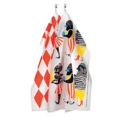 Maija Louekari: Tea Towels