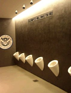 urinals for everyone..