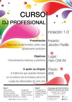 Curso Dj Profesional 01 Junio 2012