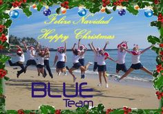 Merry Christmas from our acttiv entertainer team at H10 Lanzarote Gardens in Lanzarote