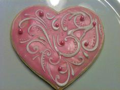 Valentine Sugar Cookie  2012