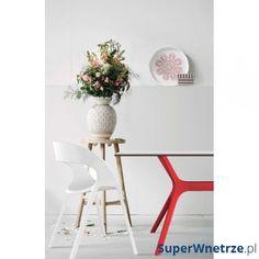 Krzesło Carla białe DK-18529