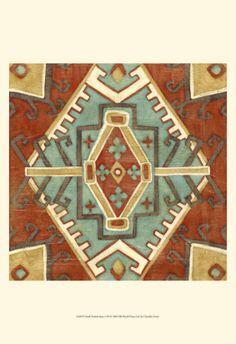 Turkish Spice I Print by Chariklia Zarris at Art.com