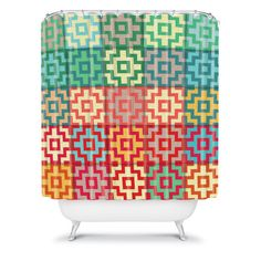 Sharon Turner Marrakech Shower Curtain