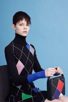Iceberg Pre-Fall 2016 Fashion Show