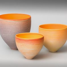 So exciting to discover a potter you didn't know about whose work makes you marvel at their creative genius and sheer talent: Pippin Drysdale.